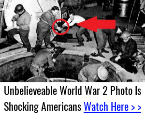 Unbelievable World War 2 Phonto Is Shocking Americans Watch Here >>