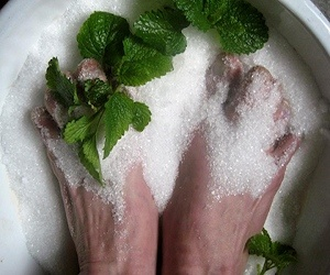 Put This Spice In Your Shoes To Fix Toenail Fungus