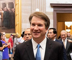 Is Brett Kavanaugh suited to be in office?