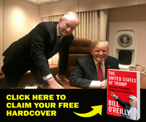 Bill O'Reilly here… My new book is officially launched