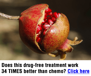 Does this drug-free treatment work 34 Times better than chemo?