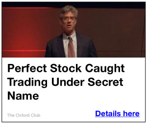 Perfect Stock Caught Trading Under Secret Name