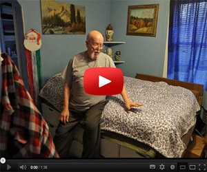 Alzheimer's Quick Test: Is Your Bedroom Organized This Way?