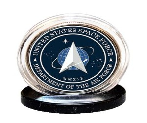 Claim Your Trump 'Space Force' Coin
