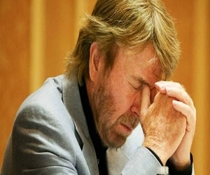 Chuck Norris Kicks Found Guilty, He Receives Lengthy Sentence