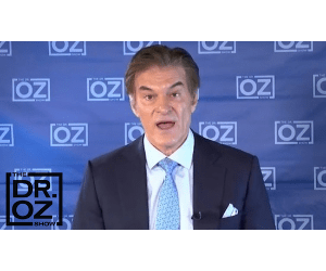 Dr. Oz Breaks His Silence On Live Television