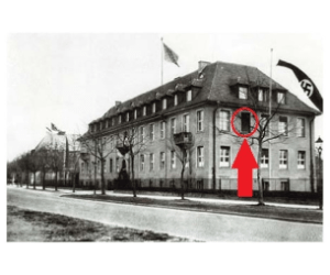 In 1944, an experiment was done in this Nazi medical center...