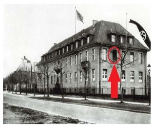 In 1944, an experiment was done in this Nazi medical center…