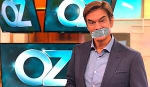 Dr. Oz Breaks The Silence Live Today