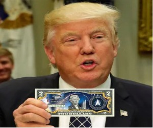[LAST CHANCE] Claim Your Trump 'Space Force' $2 Bill