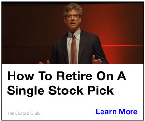 How To Retire On A Single Stock Pick